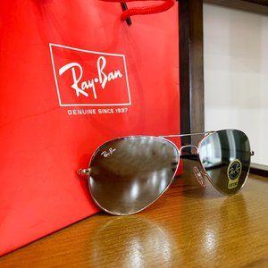 Ray-Ban 3025 Aviator Sunglasses 58-14-135